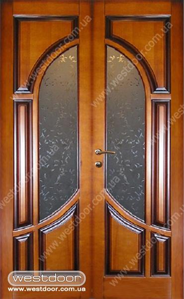 двойные металлические двери на заказ